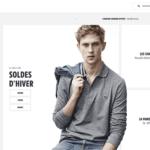 Campagne Lacoste par BETC