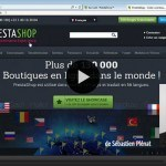 Video // Découverte de PrestaShop 1.5
