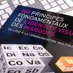 Livre – 100 principes fondamentaux de l'identité visuelle des marques