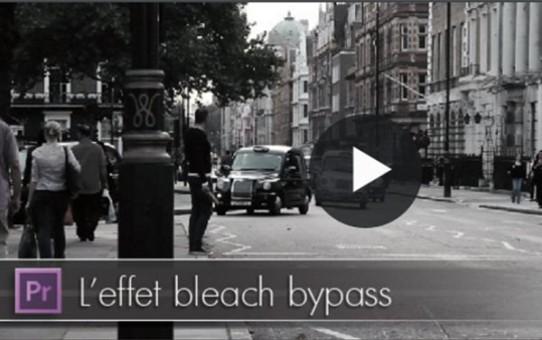 bleach bypass