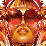 Orlando Arocena, illustrateur vectoriel