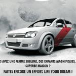 TUTO – Affiche publicitaire