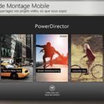 PowerDirector pour mobile