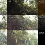 Comparatif des caméras embarquées