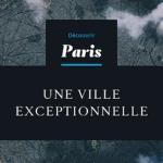 Appli: Paris 3D Saga dispo sur tablette