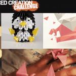 Participez au challenge Advanced Creation