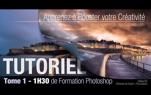 """VidÈos Tutoriel Photoshop"""
