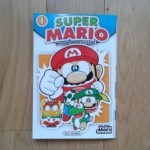 Super Mario en manga