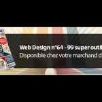 Web Design n°64 – 99 super outils