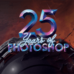 Happy 25th Photoshop !