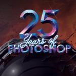 Happy 25th Photoshop !