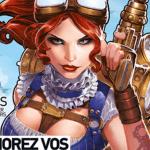 Advanced Creation Photoshop 72 – Améliorer vos personnages
