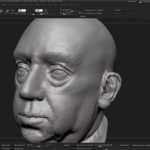 TUTO // Sculpture des formes secondaires et retopologie automatique