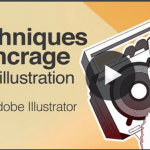 TUTO // Techniques d'encrages d'illustration
