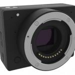E1 by Z – Mini caméra 4K Ultra HD à objectif interchangeable