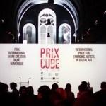 PRIX CUBE 2016 | Jeune Création Numérique Internationale