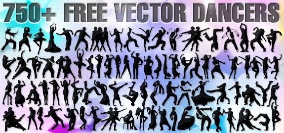 free-vector-dancers