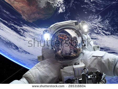 stock-photo-astronaut-in-outer-space-against-the-backdrop-of-the-planet-earth-elements-of-this-image-furnished-285316604