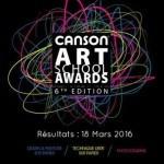 6e édition du Prix Artistique étudiant Canson