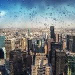 TUTO // Gouttes de pluie