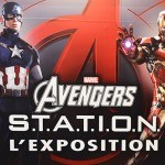 L'exposition Marvel Avengers S.T.A.T.I.O.N.