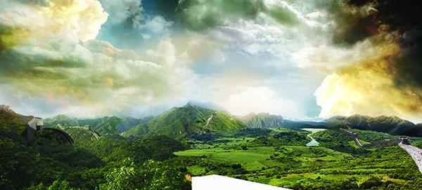Tuto Mount Zhongnan par Edmond Yang