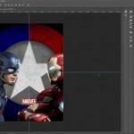 VIDEO // Captain America sous Photoshop
