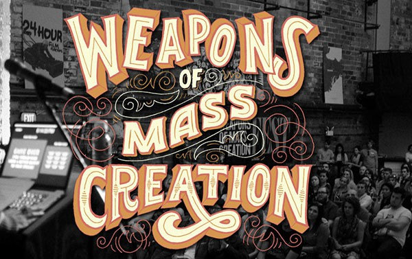 Weapon of Mass Creation Fest
