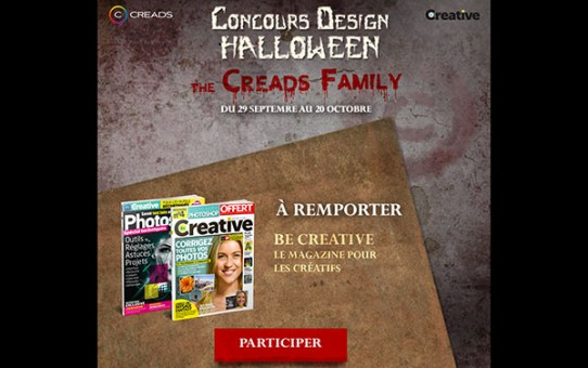 Concours Halloween by Creads
