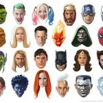 300 Heroes Faces