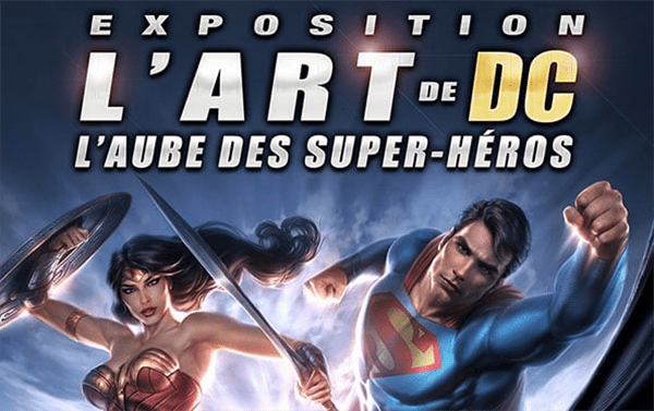 expo superman