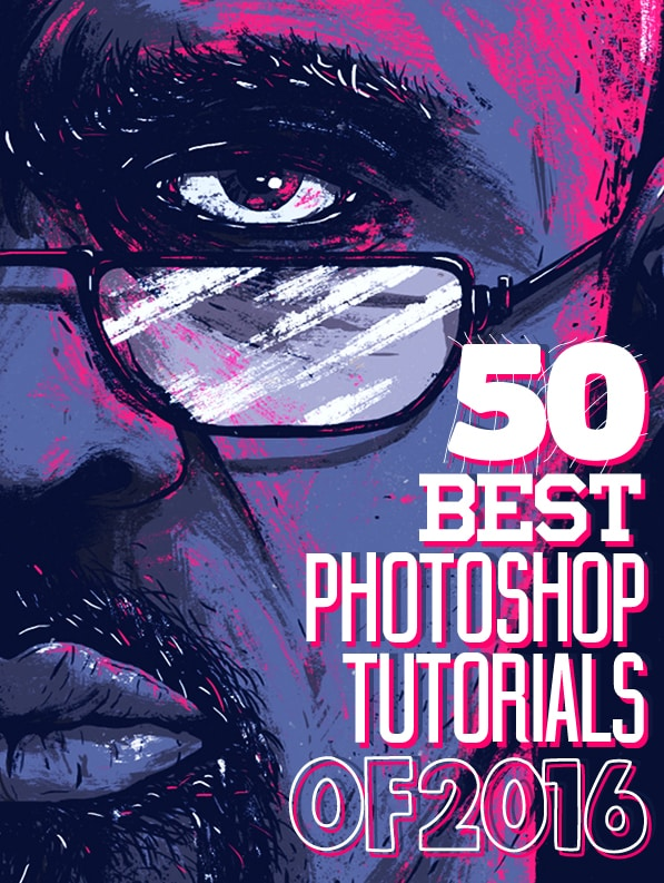 50_best_photoshop_tutorials_of_2016