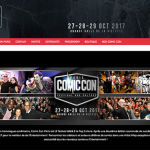 Comic Con Paris 2017
