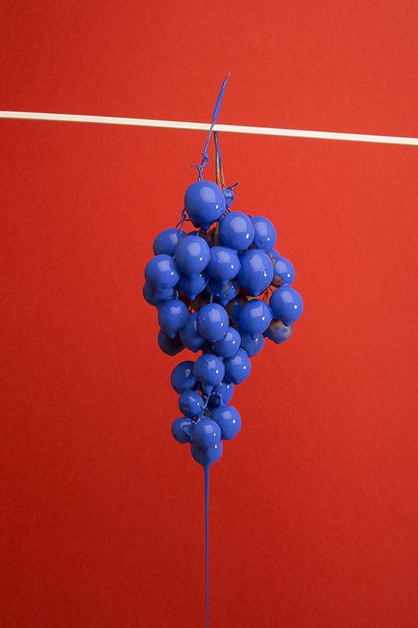 Samir TLATLI - Fruits fondus - 180 x 120cm Photographie numérique