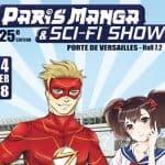 Paris Manga & Sci-Fi Show 2018