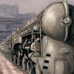 TUTO // Peindre un train avec Artrage