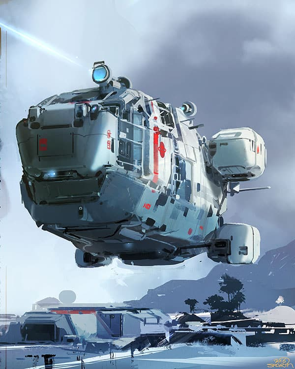 sparth-blue-bubble-ship