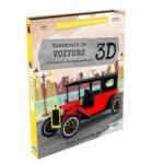 LIVRE // Construis ta voiture 3D : L'histoire de l'automobile
