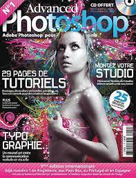 Couverture du n°1 d'Advanced Creation, mai 2008