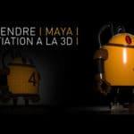 TUTO // Se former sur le logiciel 3D : Maya